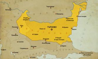 1257-1277 - Михаил II - Асен