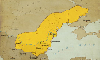 705-814 - хан Тервел