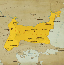 1277-1371 - Константин Тих Асен