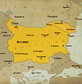 1940-1941 - Крайовска спогодба