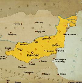1185-1197 - Въстание на Асен и Петър