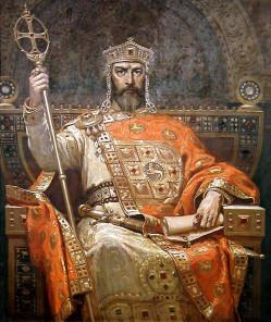 Цар Симеон (893–927) - Д. Гюдженов