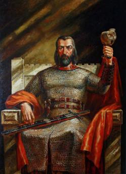Хан Крум (802–814) - В. Горанов