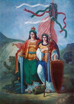 Николай Павлович - Съединението на Северна и Южна България