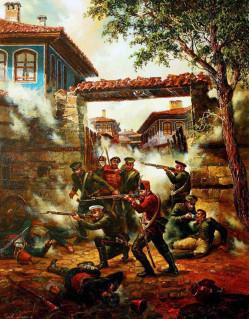 Битката при Стара Загора (1877) - В. Горанов