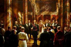 Обявяването на Независимостта на България 22 септември (5 октомври) 1908 г. - В. Горанов
